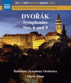 Alsop/Baltimore So - Dvorak: Symphonies Nos.6+9