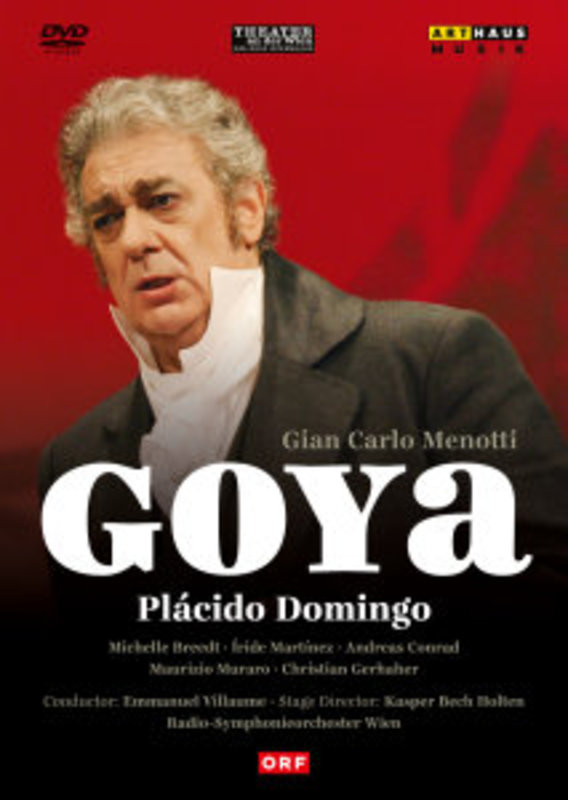 Gian Carlo Menotti - Goya