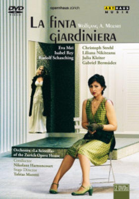Wolfgang Amadeus Mozart -  La Finta Giardiniera (Zurich, 2006)