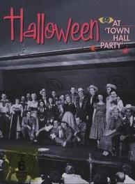 Halloween At Town Hall Party // Ntsc