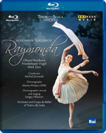 Novikova,Vogel,Zeni - Raymonda, Teatro Alla Scala 2011, B