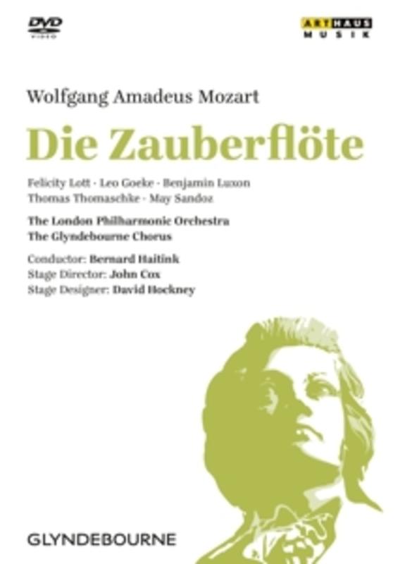 Lott,Goeke,Luxon,Sandoz - Die Zauberflote, Glyndebourne 1978, (DVD) GLYNDEBOURNE 1978 W.A. MOZART, DVDNL