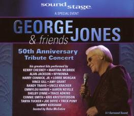 George Jones-50Th Anniversary