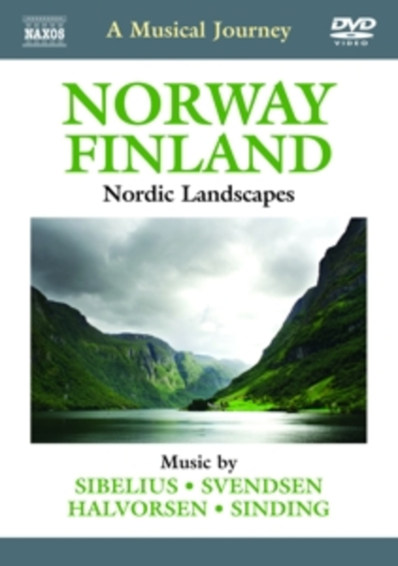 Various - A Musical Journey: Norway / Finland, (DVD) NTCS//ALL REGIONS V/A, DVDNL