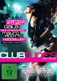 CLUBTUNES ON DVD THE.. .. RETRO EDITION/ NTSC, ALL REGIONS