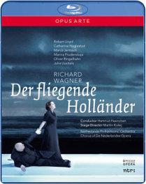 DER FLIEGENDE HOLLANDER, WAGNER, RICHARD, HAENTCHEN, H. NETHERLANDS P.O./CHORUS OF DE NEDERLANDSE OPERA Blu-Ray, R. WAGNER, BLURAY