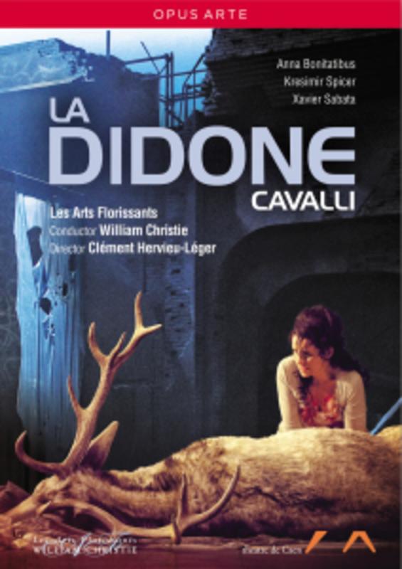 Bonitatibus/Spicer/Sabata/Streijffe - La Didone, (DVD) WILLIAM CHRISTIE F. CAVALLI, DVD