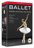 The Paris Opera - The Paris Opera Ballet Boxset, (DVD) NTSC/ALL REGIONS