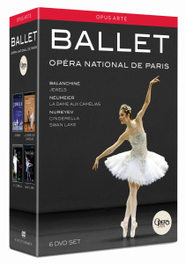 The Paris Opera - The Paris Opera Ballet Boxset, (DVD) NTSC/ALL REGIONS PARIS OPERA BALLET, DVD