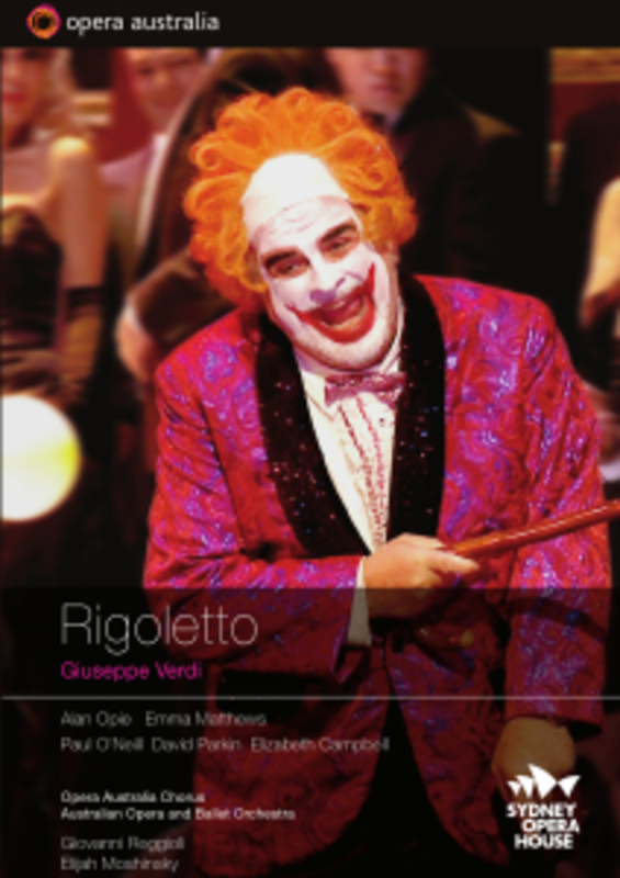 Australian Opera And Ballet Orchestra - Rigoletto