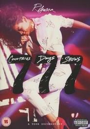 Rihanna - 777 Tour...7Countries7days7shows, (DVD) 7 COUNTRIES/7 DAYS/7 SHOWS RIHANNA, DVDNL