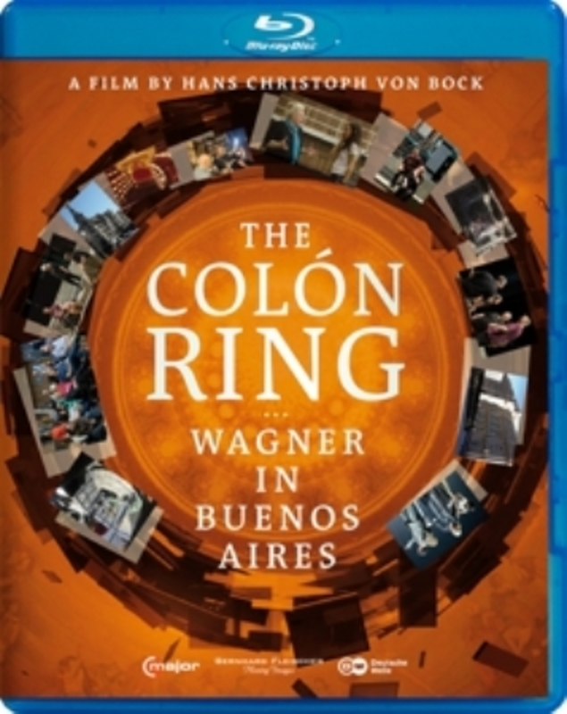 Teatro Colon Orchestra - The Colon Ring, Wagner In Buenos Ai, (Blu-Ray) R. WAGNER, BLURAY
