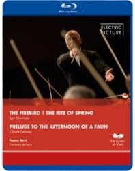 Orchestre De Paris - Orchestre De Paris, The Firebird,Th, (Blu-Ray) ORCHESTRE DE PARIS 2012