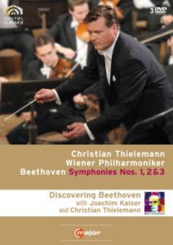 Ludwig van Beethoven - Symfonie 1, 2 & 3