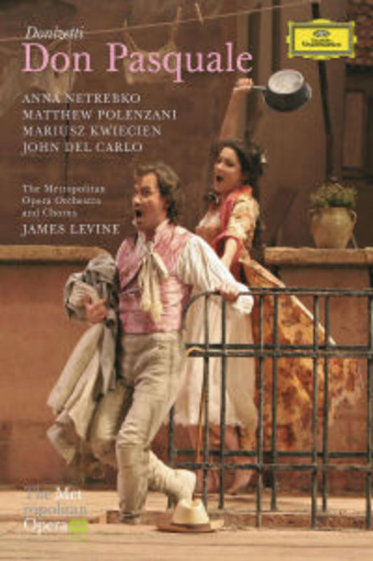 Metropolitan Opera - Don Pasquale