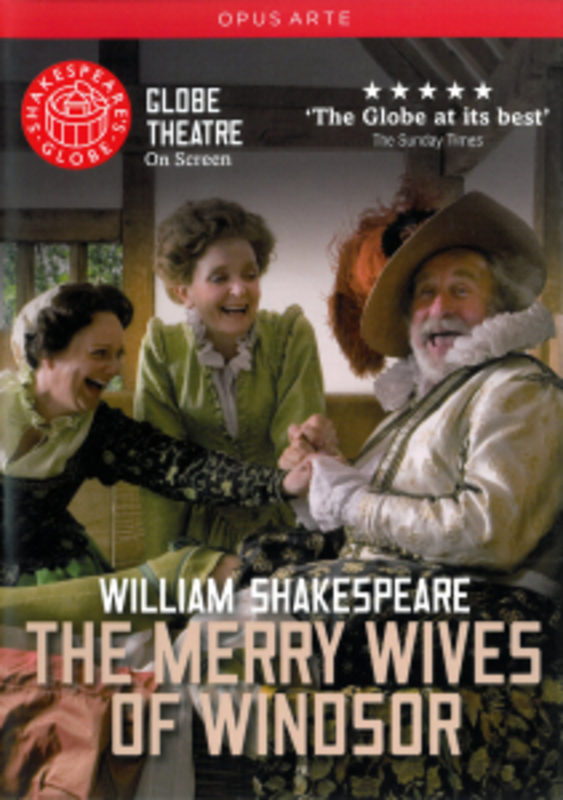 MERRY WIVES OF WINDSOR SHAKESPEARE'S GLOBE/ROWAN/BIRD/WALLACE W. SHAKESPEARE, DVDNL