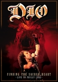 Dio - Finding The Sacred Heart - Live In, (DVD) .. HEART LIVE IN PHILLY 1986