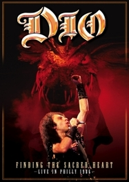 Dio - Finding The Sacred Heart - Live In, (DVD) .. HEART LIVE IN PHILLY 1986 DIO, DVDNL