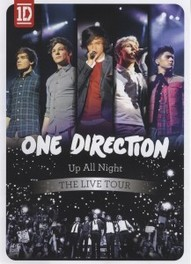 One Direction - Up All Night (The Live Tour) (DVD)
