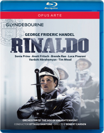 Prina/Abrahamyan/Mead/Orchestra Of - Rinaldo, (Blu-Ray) O.DANTONE // ALL REGIONS G.F. HANDEL, Blu-Ray