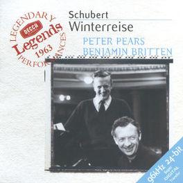 DIE WINTERREISE W/PETER PEARS, BENJAMIN BRITTEN Audio CD, F. SCHUBERT, CD