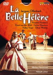 Kasarova, Van Der Walt,Chausson - Belle Helene, La Zurich 1997