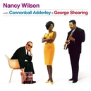 WITH ADDERLEY,.. .. CANNONBALL & GEORGE SHEARING
