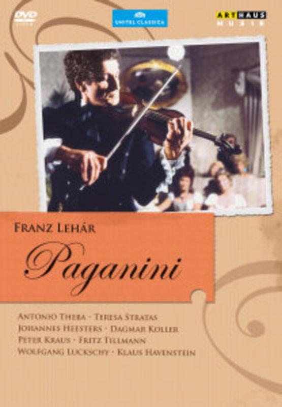 Franz Lehár - Paganini