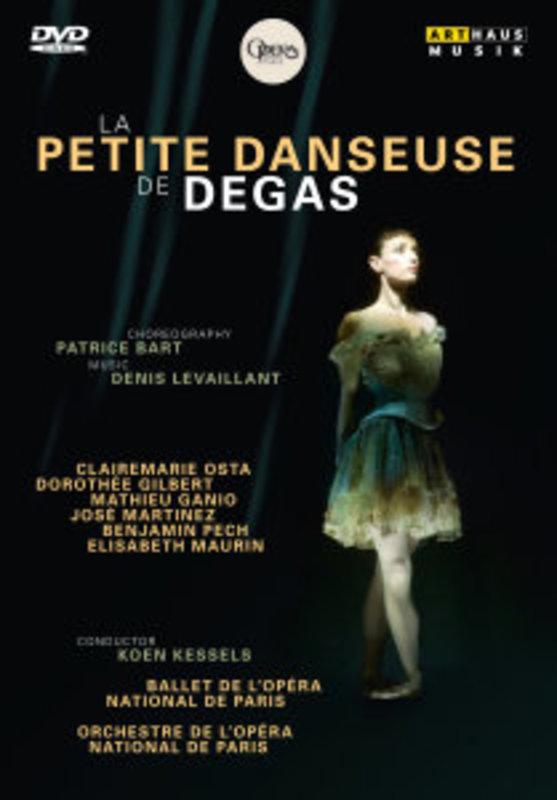 Osta,Gilbert, Ganio, Martinez,Pech - La Petite Danseuse De Degas 2010