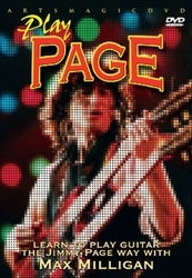 PLAY PAGE INSTRUCTION DVD