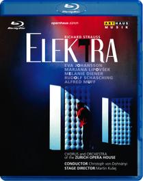 Lipovsek,Johansson,Diener - Elektra, Zurich 2005, Blu-Ray