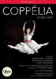 Gilbert/Heyman/The Paris Opera Corp - Copelia, (DVD) PARIS OPERA ORCHESTRA/K.KESSELS  / NTSC ALL REGIONS L. DELIBES, DVDNL