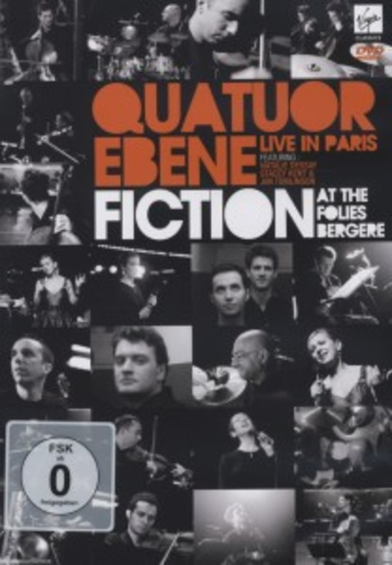 Quatuor Ébène - Fiction (Live In Paris At The Folies Bergeres)