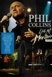 Phil Collins - Live At Montreux 2004 (2DVD)