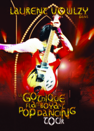 Le Gothique Flamboyant Pop Dancing Tour Pal/All Regions