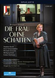 Gould/Schwanewilms/Vienna Philharmo - Die Frau Ohne Schatten, (DVD) WIENER PHILHARMONIKER/CHRISTIAN THIELEMANN // NTSC R. STRAUSS, DVDNL