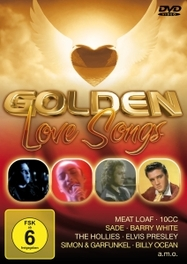 GOLDEN LOVE SONGS PAL/ALL REGIONS//W/MEAT LOAF/10CC/SADE/BARRY WHITE/A.O. V/A, DVD