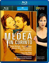 Michael, Vargas, Miles,Shrader - Medea In Corinto, Munchen 2010, Br