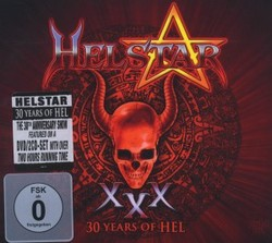 30 YEARS OF HELL -DVD+CD-