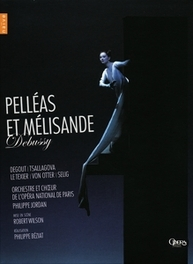 PELLEAS ET MELISANDE PHILIPPE JORDAN/PARIS OPERA ORCHESTRA AND CHORUS CLAUDE DEBUSSY, DVD