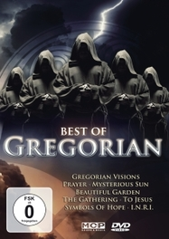 BEST OF GREGORIAN PAL/ALL REGIONS VITAM VENTURI, DVD