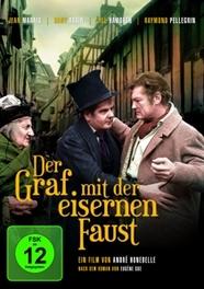 DER GRAF MIT DER.. .. EISERNEN FAUST MOVIE, DVD