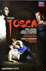 Jonas Kaufmann - Tosca, (DVD)