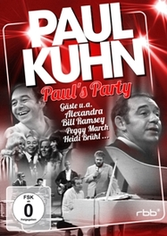 PAUL'S PARTY PAUL KUHN, DVD