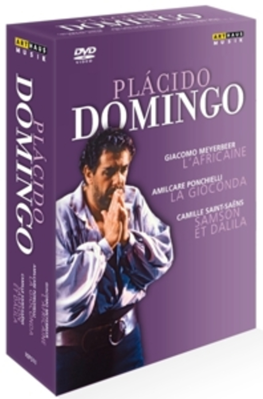 Placido Domingo Box