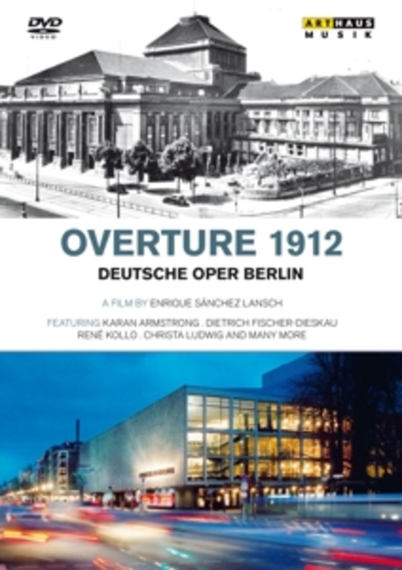 Fischer Dieskau, Ludwig, Kollo - Overture 1912, Film Over Deutsche O, (DVD) NTSC/ALL REGIONS Deutsche-Oper-Edition, V/A, DVDNL