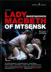 LADY MACBETH OF MTSENSK, SHOSTAKOVICH, JANSONS, M. NTSC/ALL REGIONS
