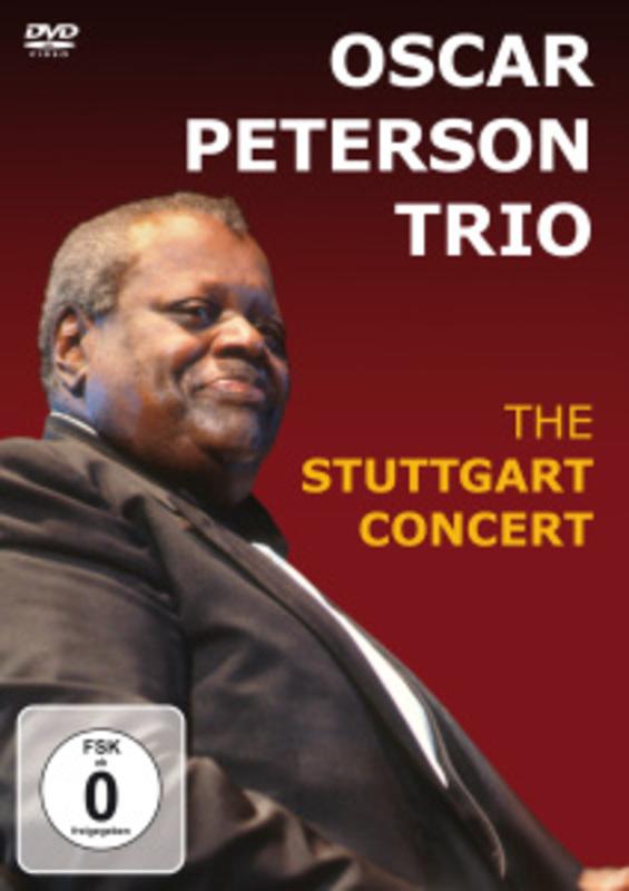 Oscar Peterson Trio - The Stuttgart Concert