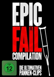 EPIC FAIL COMPILATION COMEDY, DVD