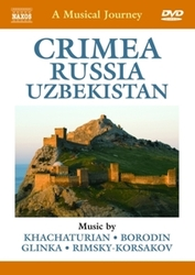 Various - A Musical Journey: Crimea / Russia, (DVD) NTSC//ALL REGIONS